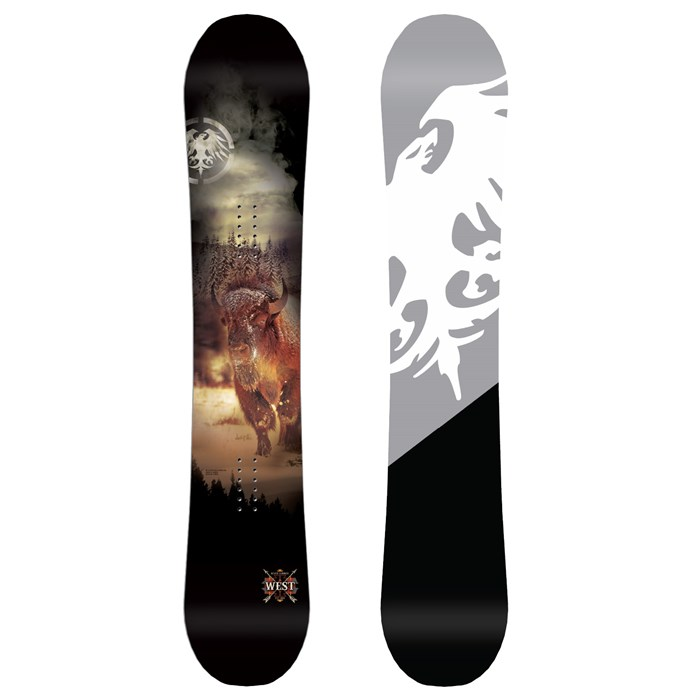 Never Summer - West Snowboard 2018