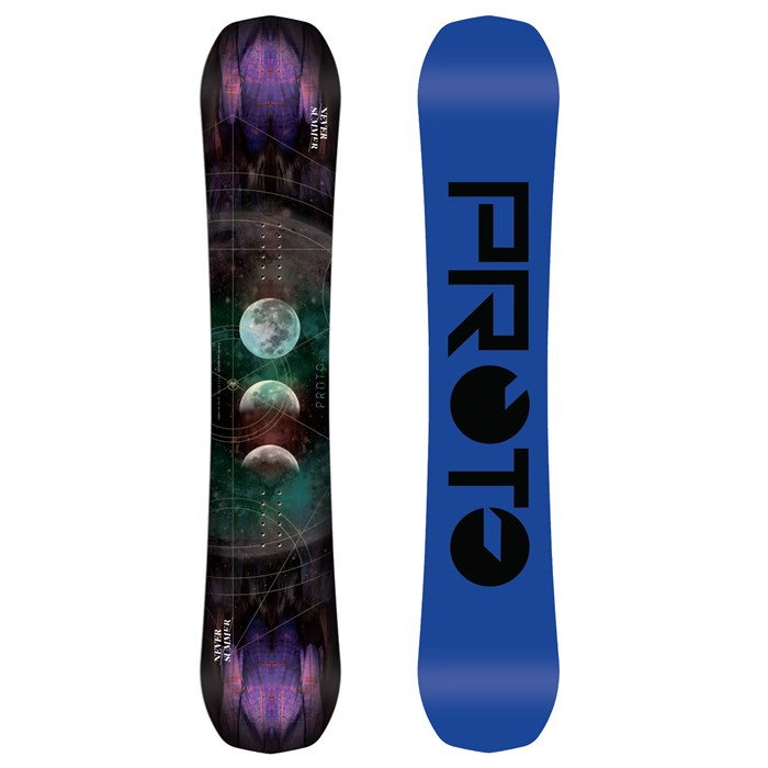 Never Summer - Proto Type Two Snowboard - Women's 2018