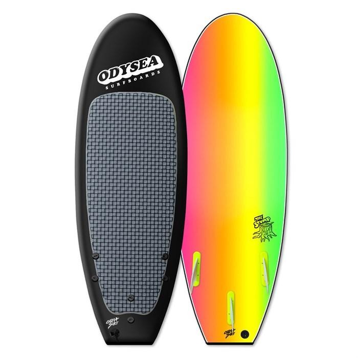 Catch Surf - Odysea Stump Tri-Fin Wakesurf Board 2017