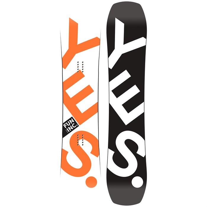Yes. - Fun Inc. Snowboard - Boys' 2019