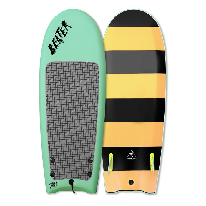 "Catch Surf - Beater Original 54"" Twin-Fin Wakesurf Board 2017"