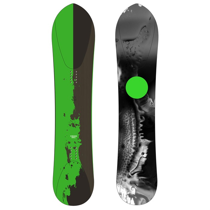 Yes. - 420 Powderhull Snowboard 2018