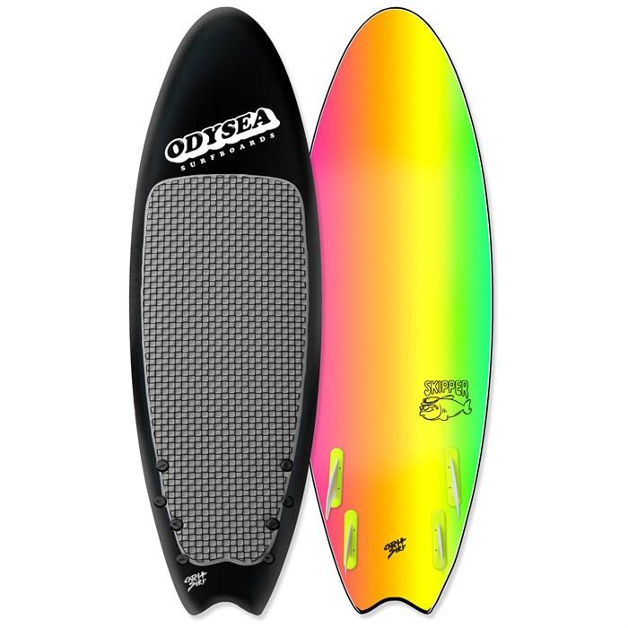 Catch Surf - Odysea Skipper Quad-Fin Wakesurf Board 2017