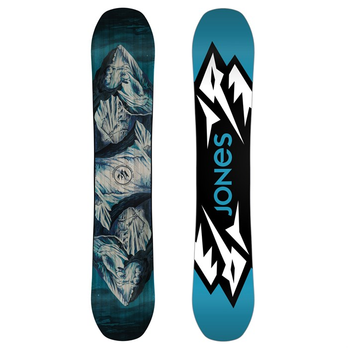 Jones - Mountain Twin Snowboard 2018
