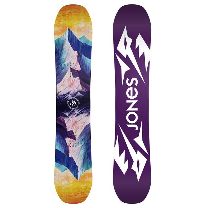Jones - Twin Sister Snowboard - Women's 2018
