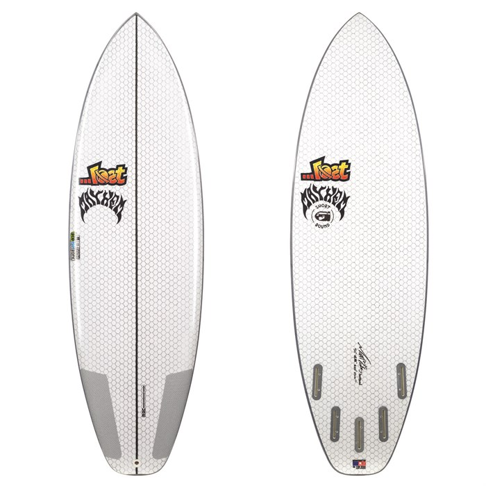 Lib Tech - x Lost Short Round Surfboard