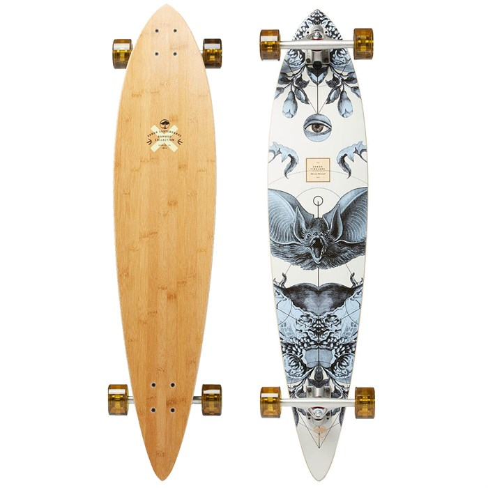 Arbor - Timeless Bamboo Longboard Complete