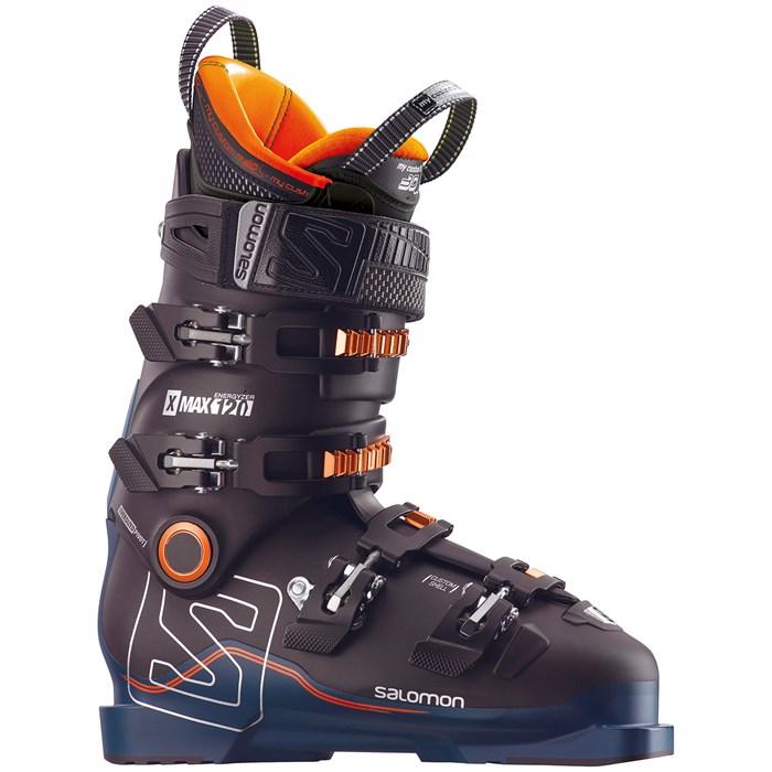 Used Ski Boots >> Salomon X Max 120 Ski Boots 2018 Used