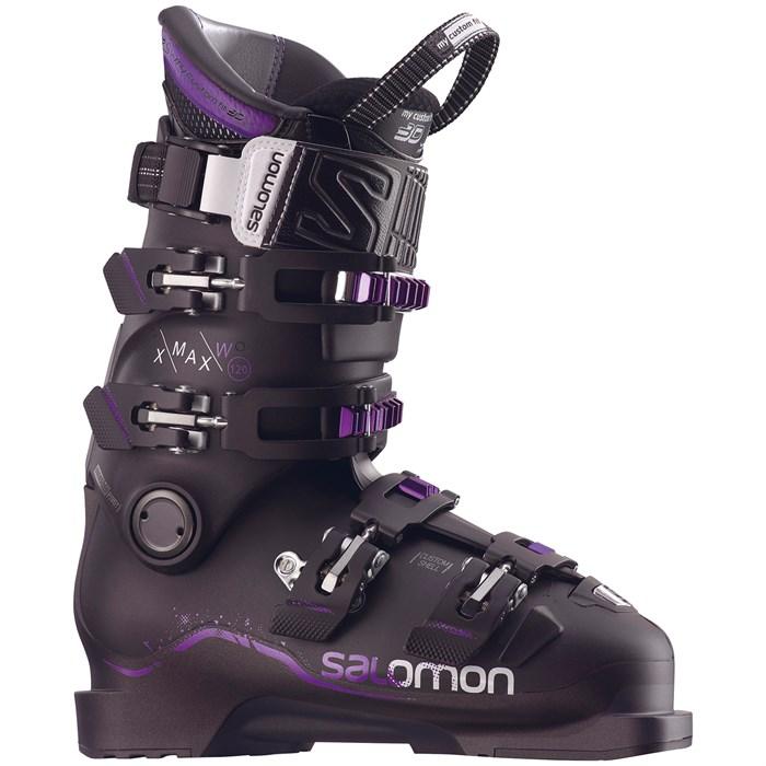 Salomon X Max 120 W Ski Boots Women S 2018 Evo