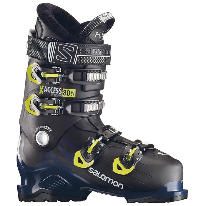 Salomon X Access 80 Wide Ski Boots 2019 Evo