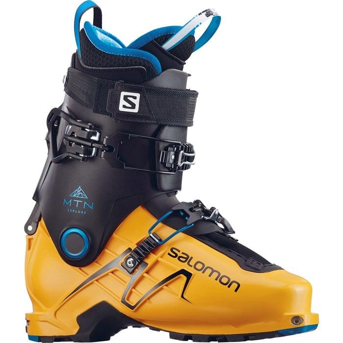 11e7b75926ae Salomon MTN Explore Alpine Touring Ski Boots 2018