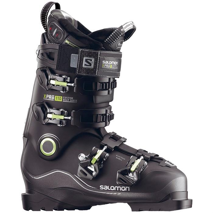 salomon x pro custom heat ski boots 2018 evo