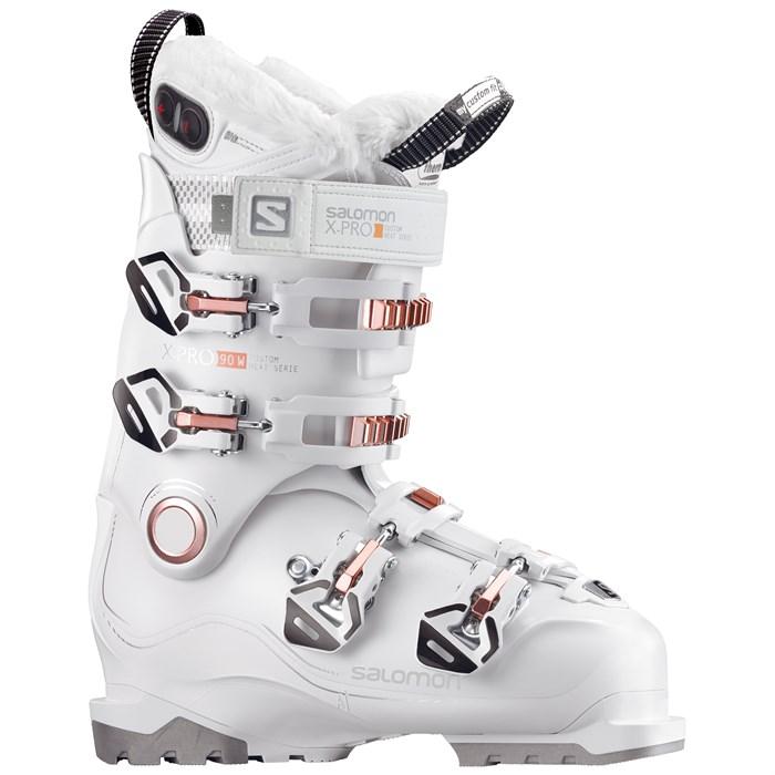 Salomon X Pro Custom Heated Womens Ski Boots