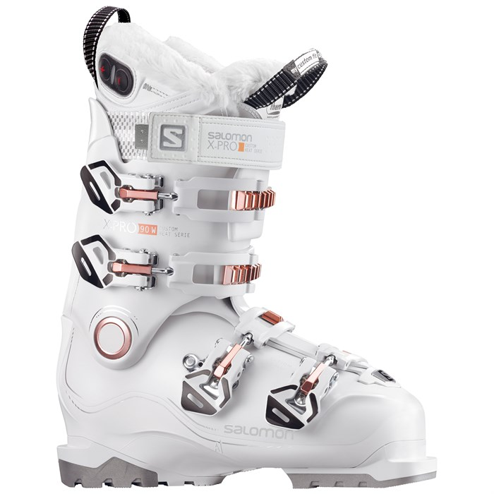 Salomon X Pro Custom Heat Ski Boots Women S 2018 Evo