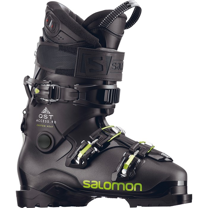 NEW SKI BOOT REPLACEMENT SOLES HEELS = SALOMON QUEST ACCESS
