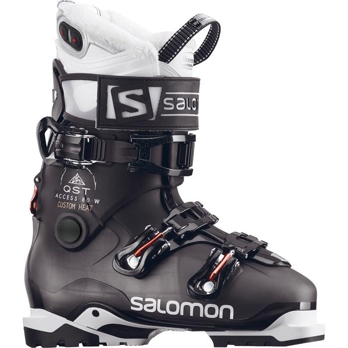 Salomon QST Access Custom Heat Ski Boots Women's 2018 | evo