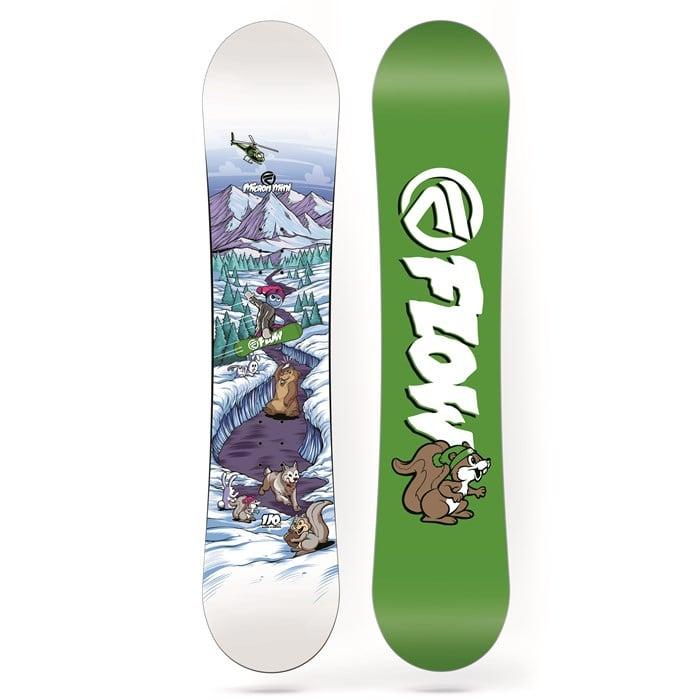 Flow - Micron Mini Snowboard - Little Kids' 2018