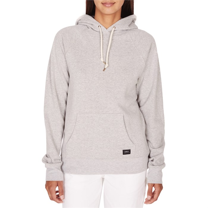 obey clothing comfy creatures pullover hoodie  women's  evo
