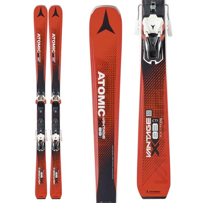 Atomic - Vantage X 83 CTI DT Skis + Warden 13 Bindings 2018