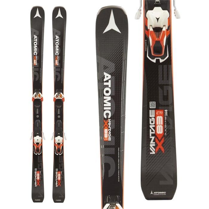 Atomic - Vantage X 83 CTI Skis + Warden 13 Bindings 2018