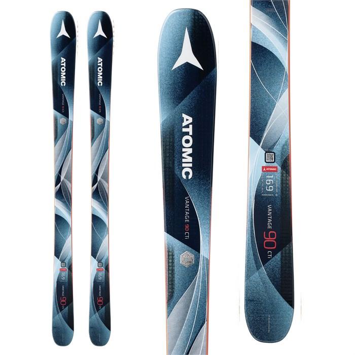 Atomic - Vantage 90 CTI W Skis - Women's 2018