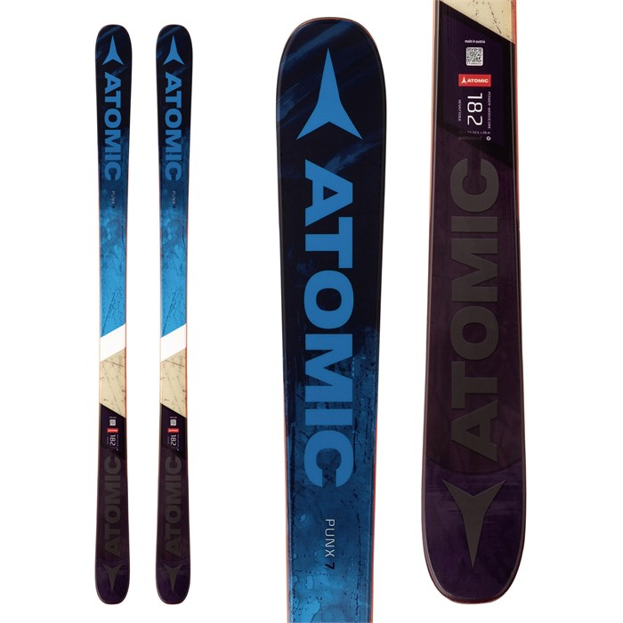 Atomic - Punx 7 Skis 2018