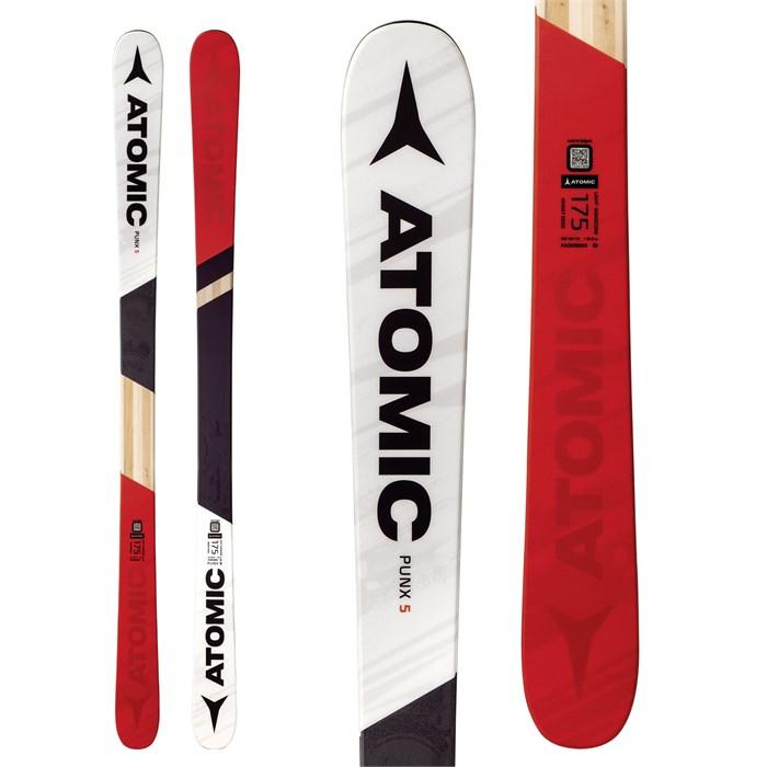 Atomic - Punx 5 Skis 2018