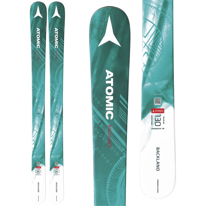 Atomic - Backland Girl II Skis - Little Girls' 2018
