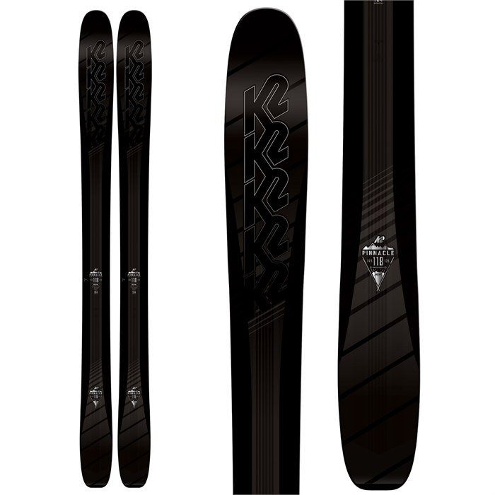 K2 - Pinnacle 118 Skis 2018