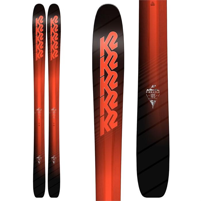 K2 - Pinnacle 105 Skis 2018