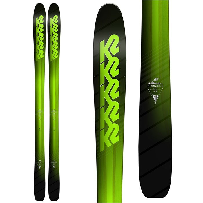 K2 - Pinnacle 95 Skis 2018