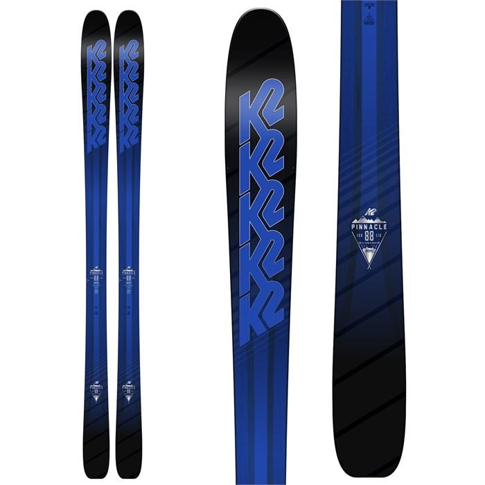 K2 - Pinnacle 88 Skis 2018