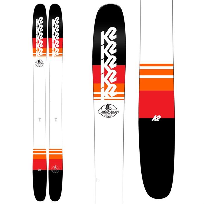 K2 - Catamaran Skis 2018
