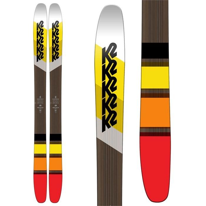 K2 - Marksman Skis 2018