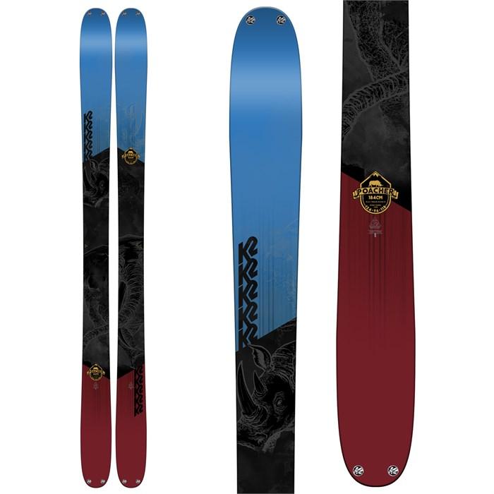 K2 - Poacher Skis 2018