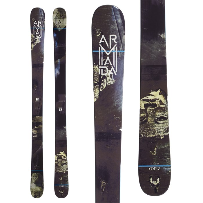 Armada - Al Dente Zero Skis 2018