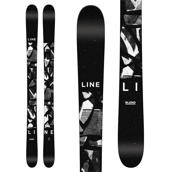 Line Skis - Blend Skis 2018 - Used