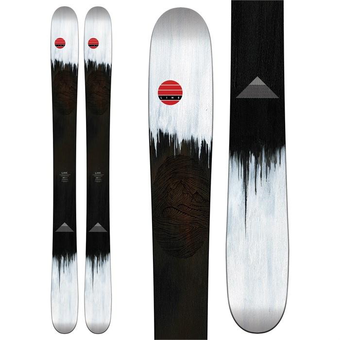 Line Skis - Sir Francis Bacon Shorty Skis - Boys' 2018