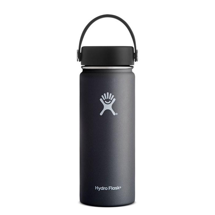 Hydro Flask - 18oz Wide Mouth Water Bottle