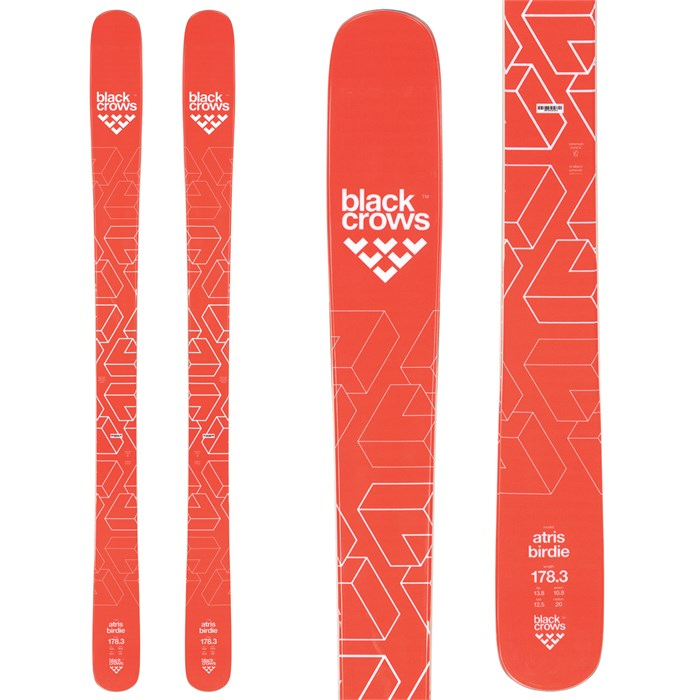 Black Crows Atris Birdie Skis - Women s 2018  1b5f40dc4