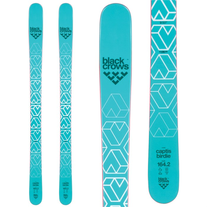 Black Crows - Captis Birdie Skis - Women's 2019