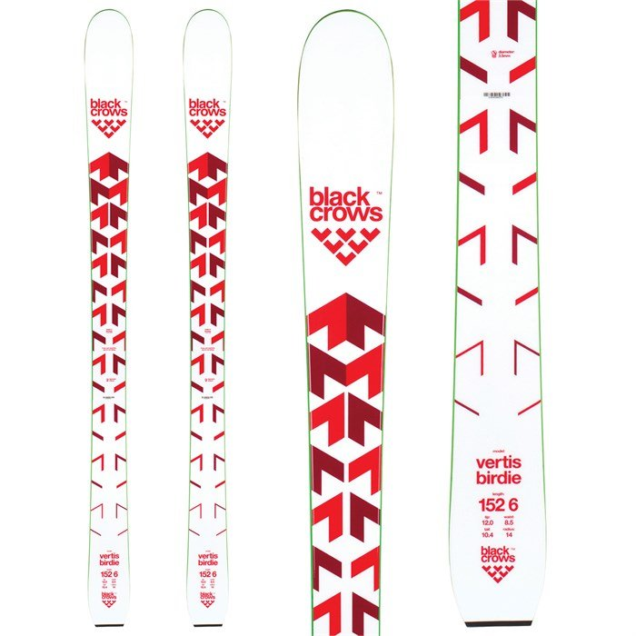 Black Crows - Vertis Birdie Skis - Women's 2018