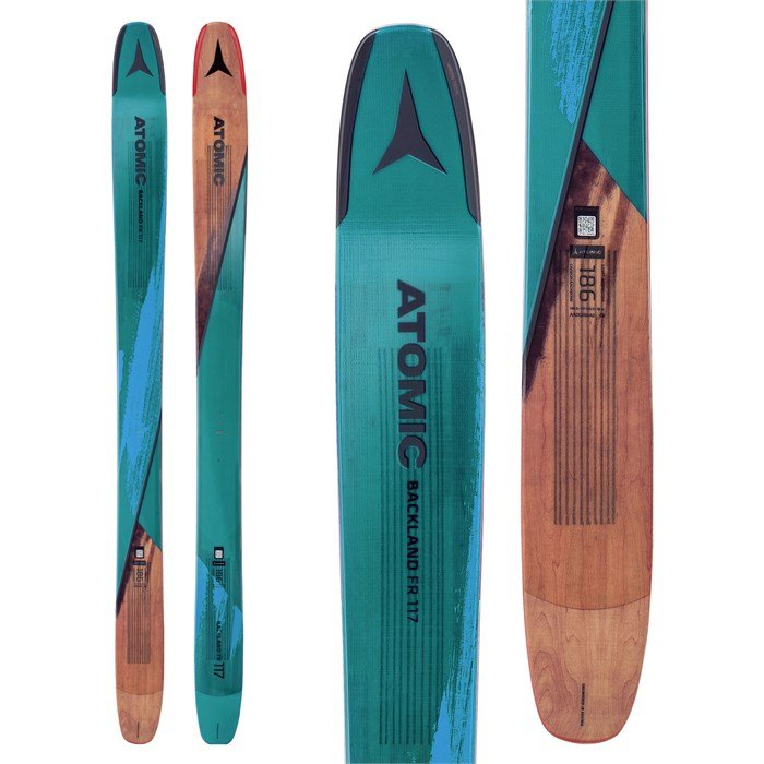 Atomic - Backland FR 117 Skis 2018