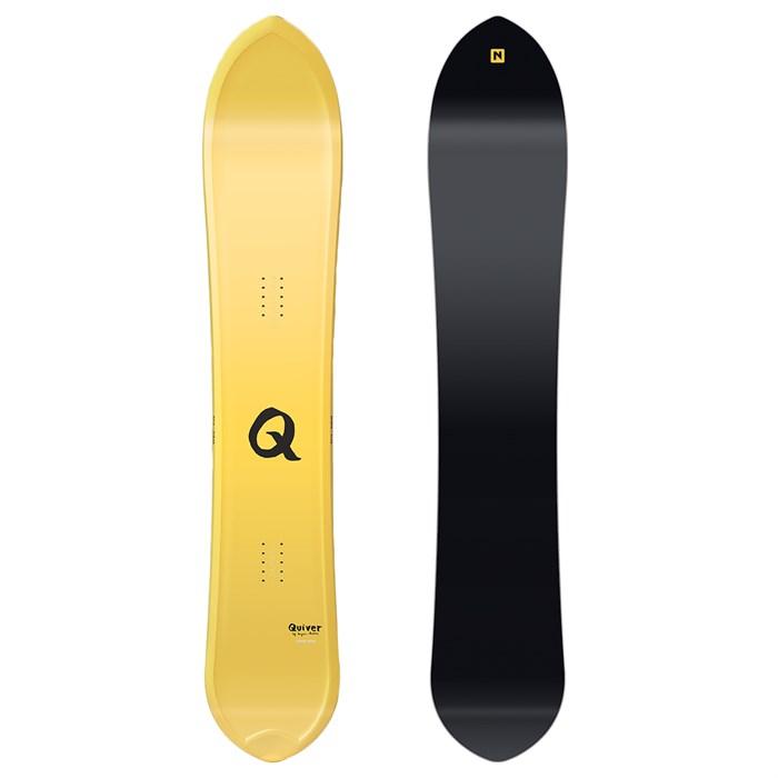 Nitro The Quiver Slash Snowboard 2018