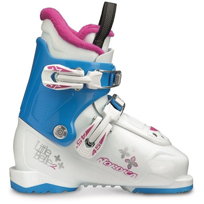 Nordica - Little Belle 2 Ski Boots - Big Girls' 2019