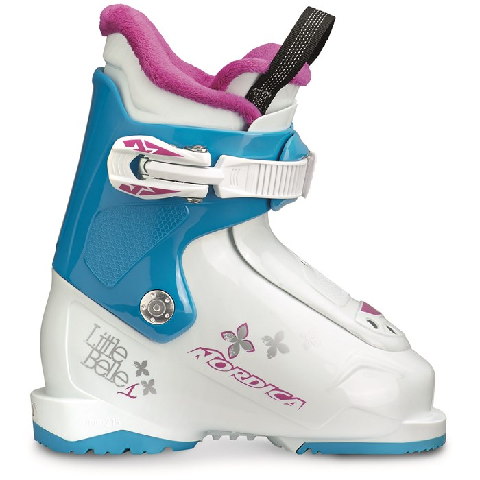 Nordica - Little Belle 1 Ski Boots - Little Girls' 2019 - Used