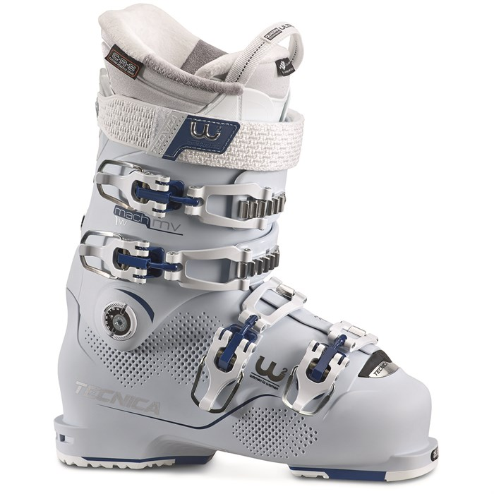 Tecnica Mach1 105 W Mv Ski Boots Women S 2019 Evo