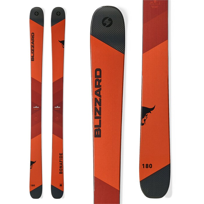 Blizzard - Bonafide Skis 2018