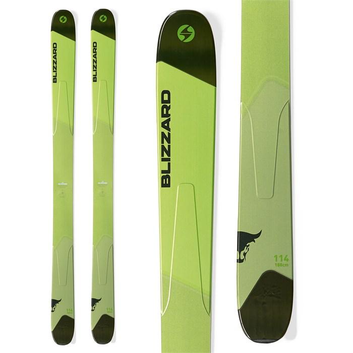 Blizzard - Rustler 11 Skis 2019