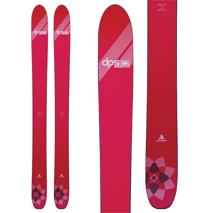 DPS - Lotus 124 Alchemist Skis 2018